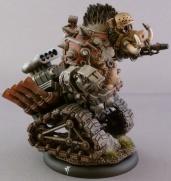 Mad Max the Farrow Roadhog