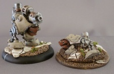 Ghordson Blaster and converted wreck marker