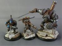 Mercenary model compliation