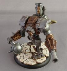 Mule heavy warjack conversion