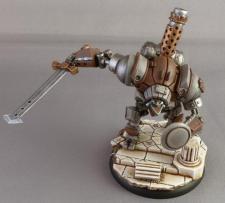 Nomad heavy warjack