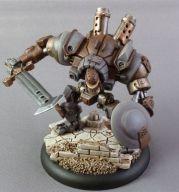 Nomad heavy warjack conversion