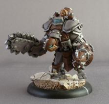 Renegade light warjack