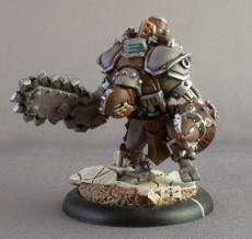 Renegade light warjack