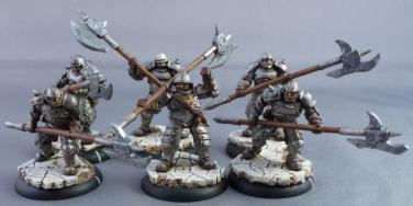 Steelhead Halberdiers