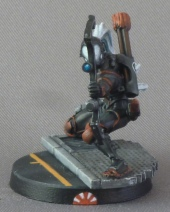Yu Jing Ninja with tactical bow conversion