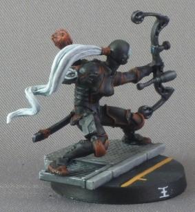 Yu Jing Ninja with tactical bow conversion