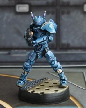 ORC Trooper HMG conversion